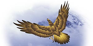 Prometheus' Eagle