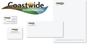 Coastwide Environmental Corporate ID Package